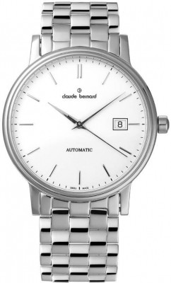 poza ceas Claude Bernard Sophisticated Classics Automatic 80085 3 AIN