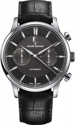 poza Claude Bernard Sophisticated Classics Automatic Chronograph 08001 3 NIN