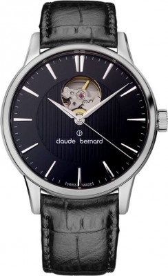 poza ceas Claude Bernard Sophisticated Classics Automatic Open Heart 3