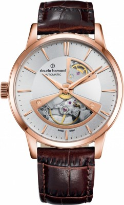 poza ceas Claude Bernard Sophisticated Classics Automatic Open Heart 7