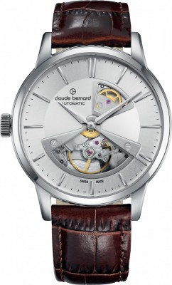 poza Claude Bernard Sophisticated Classics Automatic Open Heart 85017 3 AIN2
