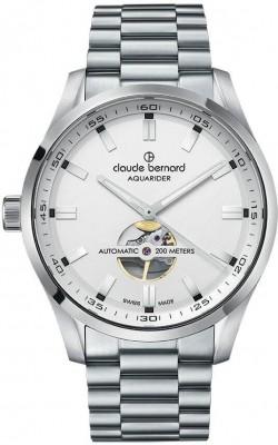 poza Claude Bernard Sporting Soul Aquarider Automatic Open Heart 85026 3M AIN