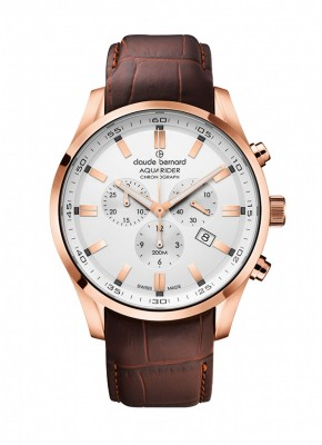 poza Claude Bernard Sporting Soul Aquarider Chronograph 10222 37RC AIR