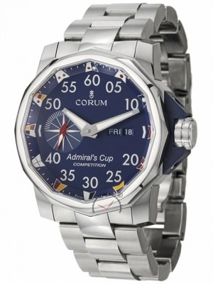 poza Corum Admirals Cup Competition Steel Blue