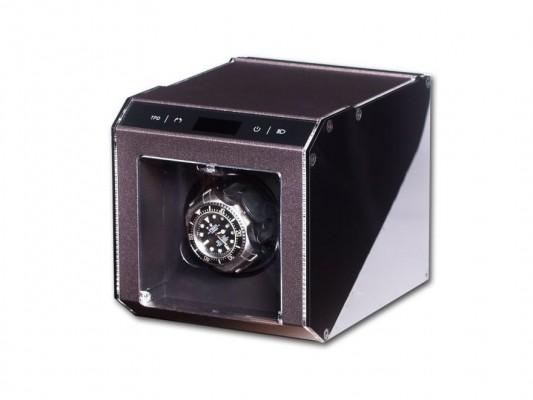 poza ceas Cutie de intoarcere Cube Grey LED 1