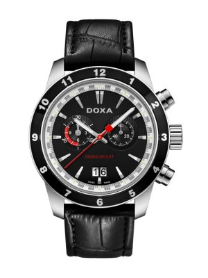 poza Doxa Grancircuit Steel Black