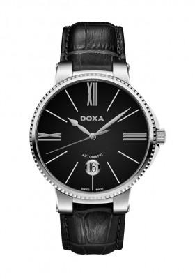 poza Doxa Il Duca Steel Black