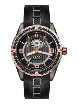 poza Doxa Trofeo TC-Evolution Rosegold Black