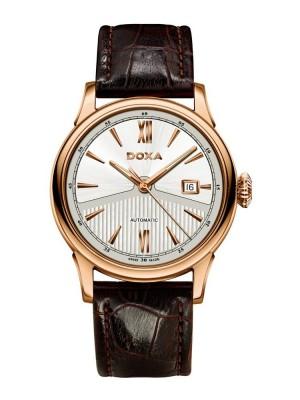 poza ceas Doxa Vintage Gold