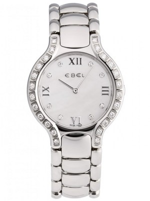 poza ceas Ebel Beluga Steel Diamonds