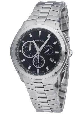 poza Ebel Classic Sport Quarz Chronograph 1216042