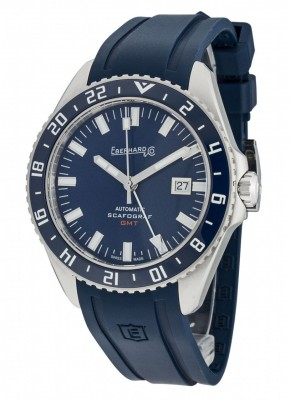 poza Eberhard Eberhard-Co Scafograf GMT Date Automatic 41038.02 CU