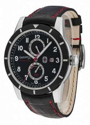 poza Eberhard Eberhard-Co Tazio Nuvolari Edition Limitee 336 Date GMT Gangreserve 41033.01 CP
