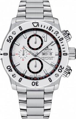 poza ceas Edox Chronoffshore 1 Automatic Chronograph 01122 3BNM BINN