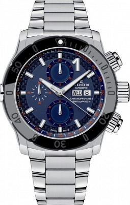 poza ceas Edox Chronoffshore 1 Automatic Chronograph 2
