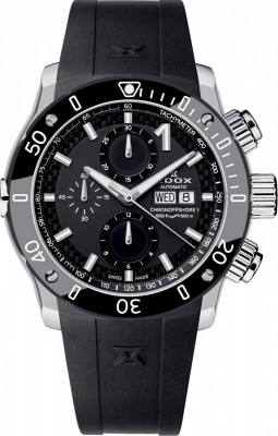 poza ceas Edox Chronoffshore 1 Automatic Chronograph 4