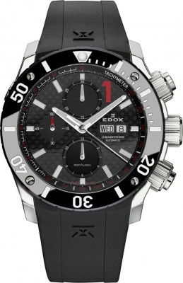 poza ceas Edox Chronoffshore 1 Chronograph Automatic 2