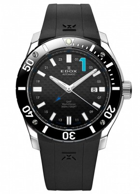 poza ceas Edox Chronoffshore 1 Worldtimer GMT Automatic 2