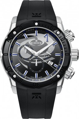 poza ceas Edox Chronoffshore1 Chronograph Special Edition