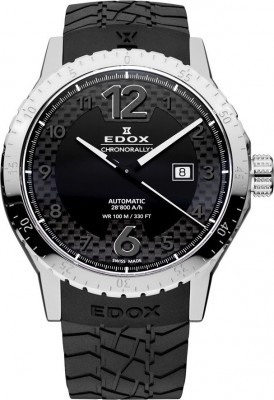 poza ceas Edox Chronorally 1 Automatic