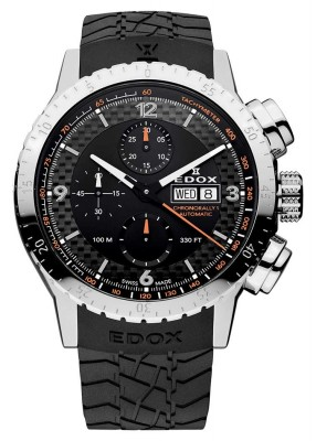poza Edox Chronorally 1 Automatic Chronograph 01118 3 NO