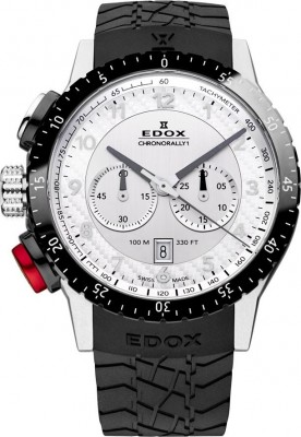 poza ceas Edox Chronorally 1 Chronograph