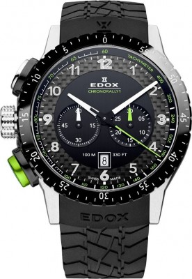poza ceas Edox Chronorally 1 Chronograph 2