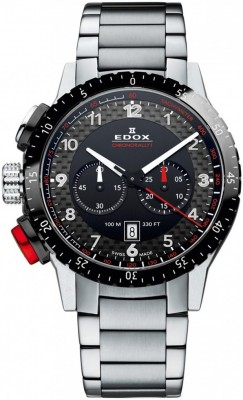 poza ceas Edox Chronorally 1 Chronograph 3