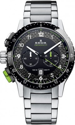 poza ceas Edox Chronorally 1 Chronograph 4