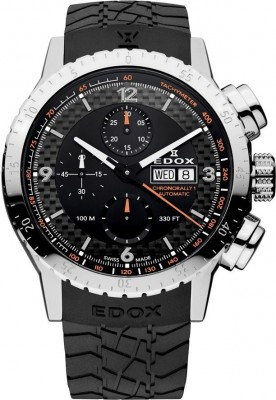 poza ceas Edox Chronorally 1 Chronograph Automatic