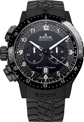 poza Edox Chronorally 1 Quarz Chronograph 10305 37N NN