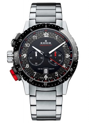 poza Edox Chronorally 1 Sport Chronograph 10305 3NRM NR