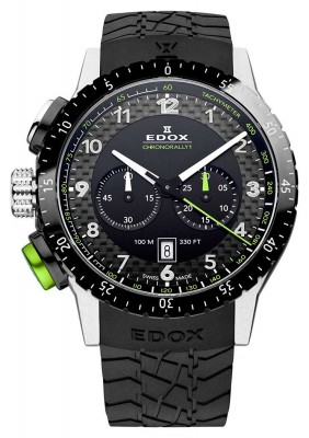 poza Edox Chronorally 1 Sport Chronograph 10305 3NV NV