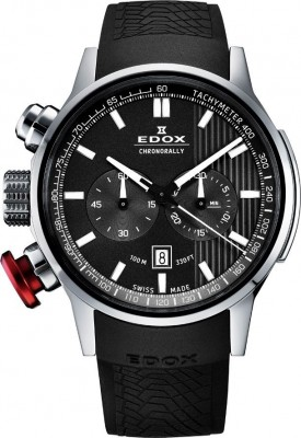 poza ceas Edox Chronorally Chronograph 10
