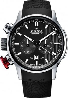 poza Edox Chronorally Chronograph 10302 3 GIN