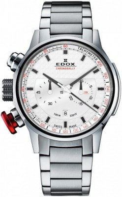 poza ceas Edox Chronorally Chronograph 7