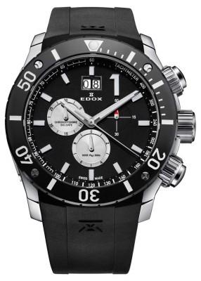 poza ceas Edox Class 1 Chronoffshore Chronograph Big Date 10020 3 NIN3