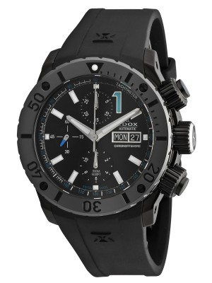 poza Edox Class 1 Chronoffshore Limited Edition Diver 500m Day Date 01111 37N NIN