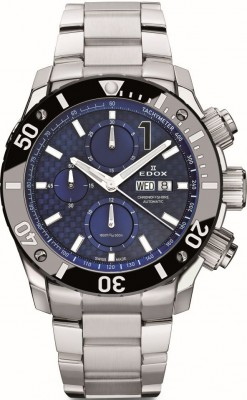 poza ceas Edox Class1 Chronoffshore DayDate Chronograph 01114 3M BUIN