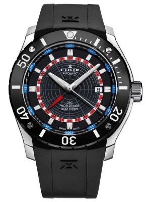 poza ceas Edox Class1 GMT Worldtimer Automatic 93005 3 NBUR