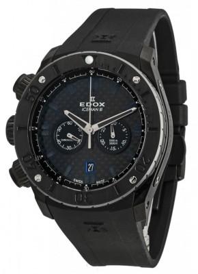 poza ceas Edox Class1 Iceman III Limited Black