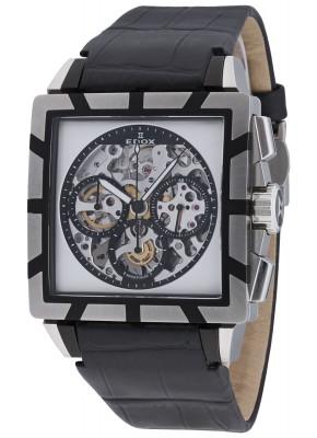 poza Edox Classe Royale Jackpot Chronograph Limited Edition 95001 357N NIN