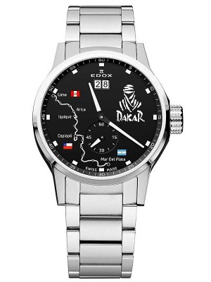 poza Edox Dakar Limited Edition Big Date