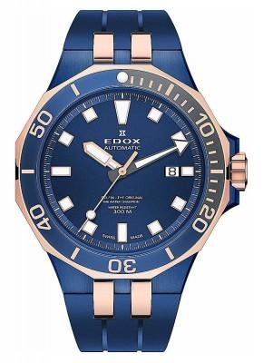 poza Edox Delfin Date Date Automatic 80110 357BURCA BUIR