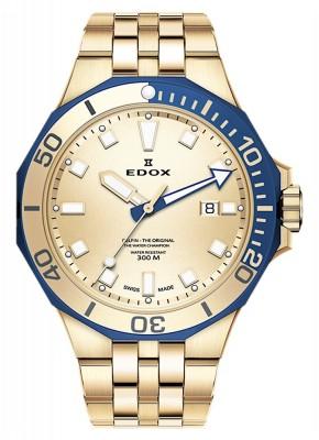 poza Edox Delfin Date Quarz 53015 357JBUM DI