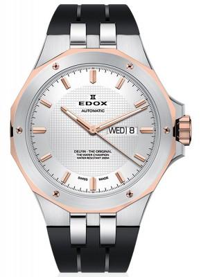 poza Edox Delfin DayDate Automatic 88005 357RCA AIR