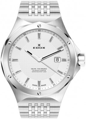 poza ceas Edox Delfin The Original