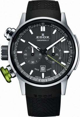poza Edox EDOX Chronorally Chronograph 10302 3V GIN