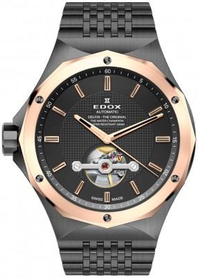 poza Edox EDOX Delfin Open Heart Automatic 85024 37GRM GIR