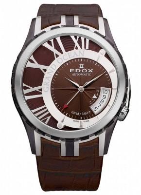 poza ceas Edox Grand Ocean Automatic